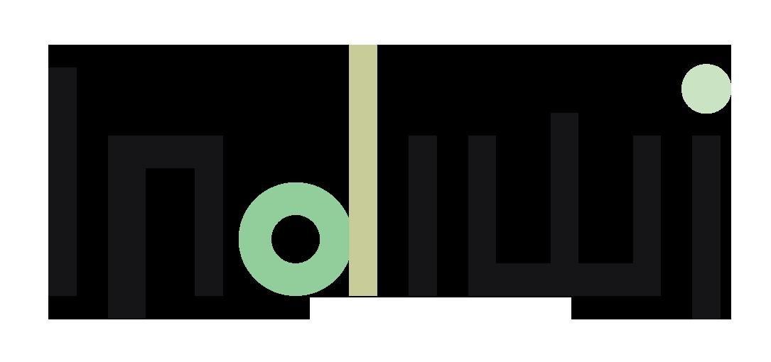 Logo des Indiwi als Wortbildmarke