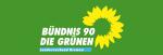 Logo der Partei die Grünen.