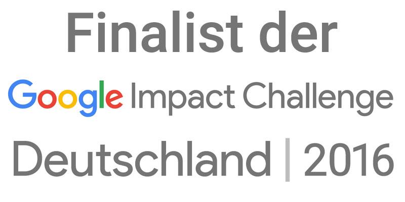 abgewandeletes Logo der Impacz Challenge